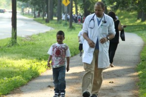 Walk with doctor